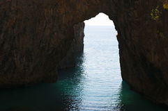 San Nicola Arcella, Cosenza, Calabria, southern Italy, Italy, Europe Royalty Free Stock Photos