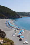 San Nicola Arcella, Cosenza, Calabria, sydliga Italien, Italien, Europa Royaltyfri Fotografi