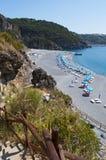 San Nicola Arcella, Cosenza, Calabria, sydliga Italien, Italien, Europa Arkivbilder