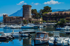San Nicola krajobraz, PA & x28; Italy& x29; Zdjęcia Royalty Free
