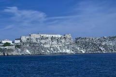 San Nicola Tremiti ö för Adriatiskt havet Royaltyfri Foto