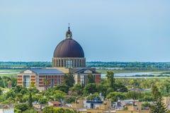 San Nicolas Cityscape, la Argentina imagen de archivo
