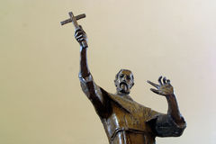 San Nikola Tavelic Fotografia Stock Libera da Diritti