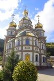 San Olga della chiesa Fotografia Stock
