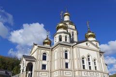 San Olga della chiesa Immagini Stock