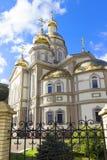 San Olga della chiesa Fotografia Stock Libera da Diritti