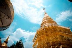 San pa yang temple Stock Image