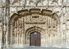 San Pable Church Valladolid Spain Royalty Free Stock Image