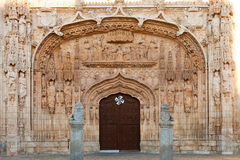 San Pablo Church Gateway fotografia stock
