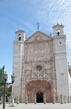 San Pablo Church In Valladolid Stock Images