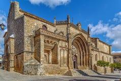 San Pablo kościół, Ubeda, Spane zdjęcie stock