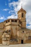 San Pablo kościół, Ubeda, Spane obrazy royalty free