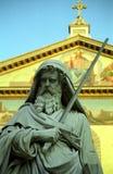 San Pablo, Roma Fotografía de archivo libre de regalías