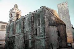 San pancrazio church Royalty Free Stock Photo
