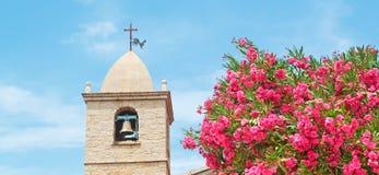 San Pantaleo church Royalty Free Stock Photos