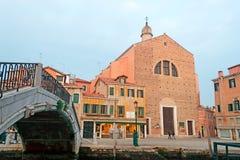 San Pantalon church Stock Images