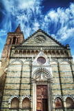 San Paolo church in hdr Royalty Free Stock Images