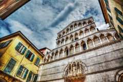 San Paolo a Ripa d'Arno church in Pisa Royalty Free Stock Photography