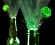 San Patrick Day Beer Fotografie Stock
