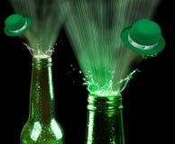 San Patrick Day Beer fotografie stock libere da diritti