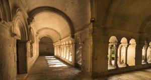 San Paul de Mausole em Saint-Remy de Provence foto de stock