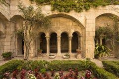San Paul de Mausole em Saint-Remy de Provence imagem de stock royalty free