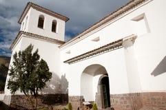 San Pedro Apostol Church - Andahuaylillas - Peru Stockfotos