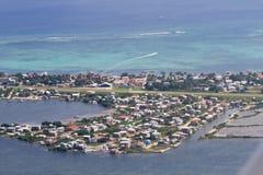San Pedro Belize Royaltyfri Foto
