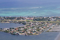 San Pedro, Belize Royalty Free Stock Photo