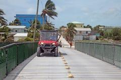 San pedro bridge Stock Images