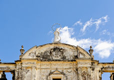 San Pedro cathedral Leon Stock Photography