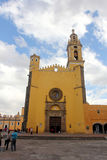 San Pedro Church in Cholula, Puebla, Mexico Royalty Free Stock Photography