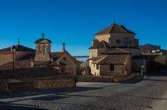 San Pedro Church - Cuenca Stockfotos
