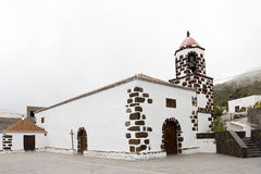 San Pedro church, El Hierro Stock Images