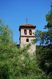 San Pedro church, Granada. Stock Image