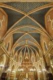 San Pedro church interior. Teruel highlight heritage. Spain tour Stock Photos
