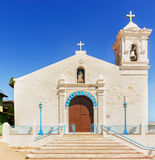 San Pedro church in Taboga island Panama Stock Photos