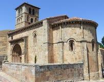 SAN PEDRO COLEGIAL EN CANTABRIA Fotografía de archivo libre de regalías