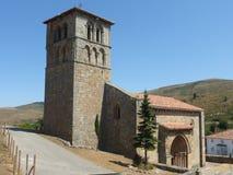 SAN PEDRO COLEGIAL EN CANTABRIA Fotos de archivo libres de regalías