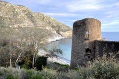 San Pedro cove, Cabo de Gata - Andalusia (Spain) Stock Photography