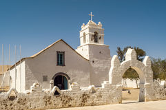 San Pedro de Atacama royalty-vrije stock afbeelding