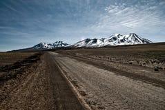 San Pedro de Atacama Arkivbilder