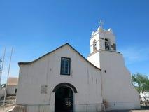 San Pedro de Atacama Royaltyfri Fotografi