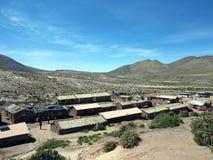 San Pedro de Atacama Royaltyfria Foton