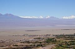 San Pedro de Atacama Fotografie Stock