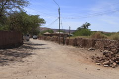 San Pedro De Atacama fotografia stock