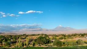 San Pedro de Atacama Arkivfoton