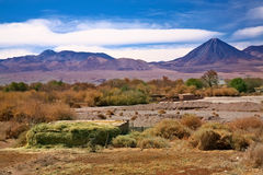 San Pedro de Atacama, Chile Stock Photo