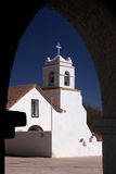 San Pedro de Atacama Church Stock Images