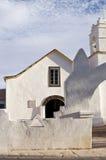 San Pedro de Atacama Church, Cile Fotografia Stock Libera da Diritti